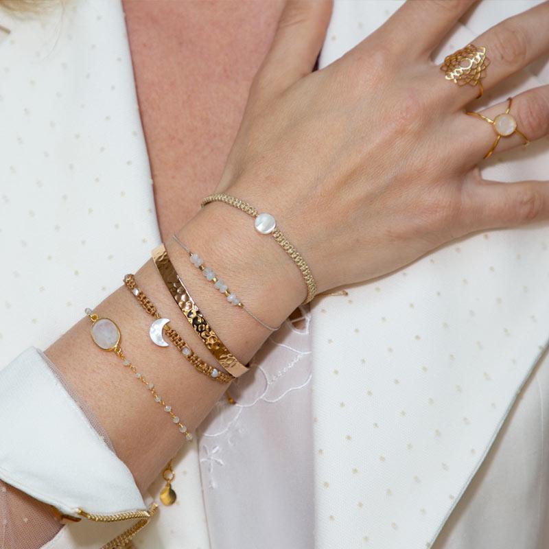 Les bijoux de bras