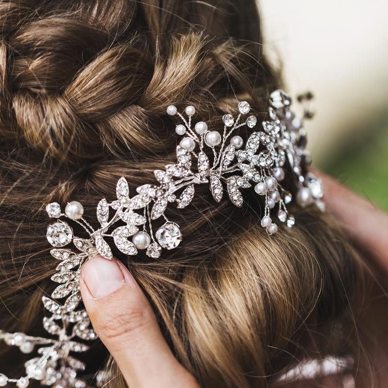 Les bijoux de cheveux