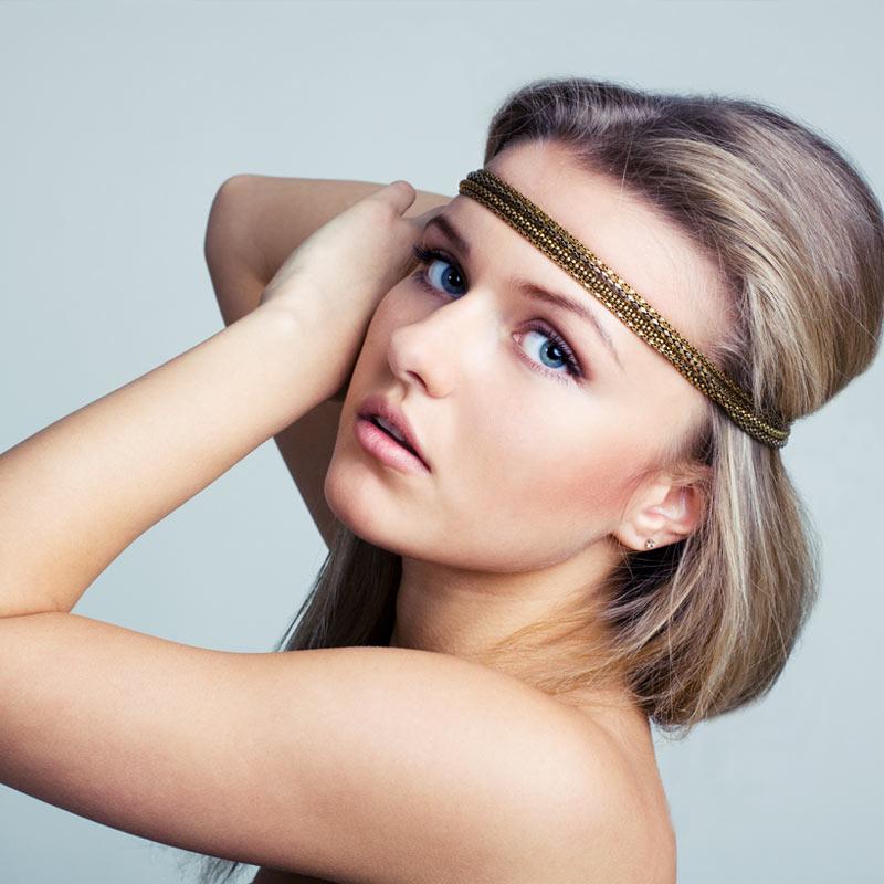 Les bijoux de tête